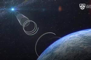 Un semnal radio misterios, recepționat din centrul galaxiei noastre